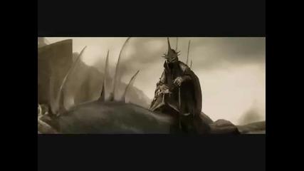 !! Бг Превод !! Lotr Manowar - Loki God of Fire