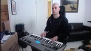 Класически пианист, скрит фен на хип-хопа!