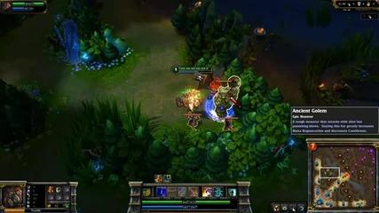 League of Legends - Trundle Champion Spotlight