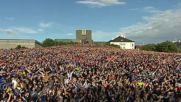 Това е посрещане като за шампиони - Исландия удиви Европа!