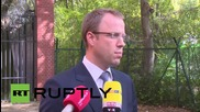 Germany: Army deployed in Berlin to help register refugees