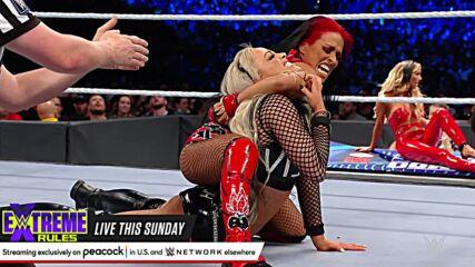 Liv Morgan vs. Zelina Vega: SmackDown, Sept. 24, 2021