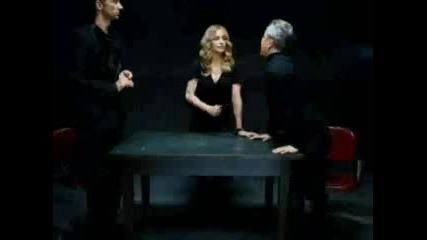 Реклама На Мадона За h&m