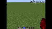 Minecraft - Изстрелвачка на Tnt