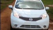 Nissan Note се почиства сама - Автомивките ще се превърнат в отживелица