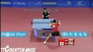 World Team Cup Xu Xin-kenta Matsudaira
