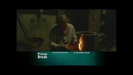 Prison Break 3x02 Fire/water Promo