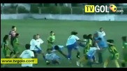 Comedy Football 2009 - (part 1 2) - Funny, humor and bizarre soccer from 2009 by tvgolo.com - Youtub