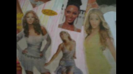 Постер на луда фенка на Beyonce