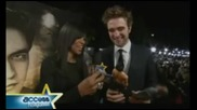 *sweet * interview with Robert Pattinson [ New Moon Primiere]