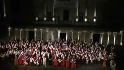 Концерт на 100 каба гайди- Стария град,пловдив 2016 г. част 2