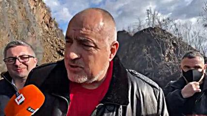Борисов от Искърското дефиле: Това е природата, трябва да се строи и да се оправя бързо