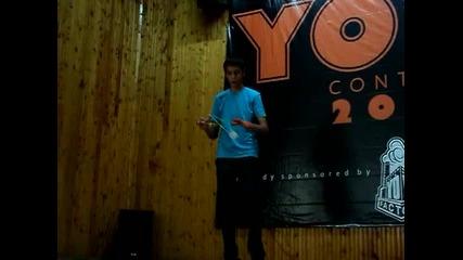Byyc 2010 - 3 min. freestyle - Станислав Атанасов