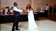Най-щурият сватбен танц ( Баща и Дъщеря )