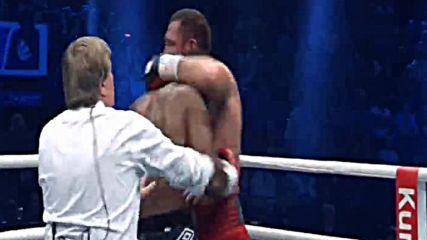 Кубрат Пулев срещу Дерек Чисора