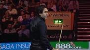 Masters 2006 Final Tribute Ronnie O`sullivan vs John Higgins - Клипче Пълно С Инфарктни Моменти!!!