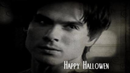 I. Somerholder - Halloween [dark Damon ] part 40 for C O L L A B