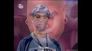 Луд фен пее безобразно - Music Idol 2 - 25.02.2008 - HQ