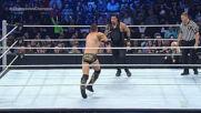 Roman Reigns vs. The Miz: SmackDown, Apr. 28, 2016 (Full Match)