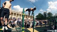 Страхотна Мотивация ! Workout24 , Москва 2014