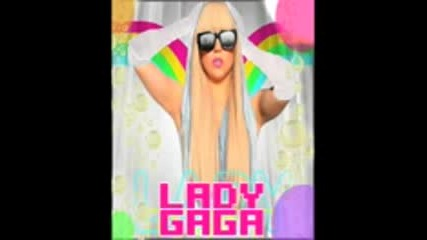 Lady Gaga - Fashion (official Music Song)
