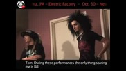 Tokio Hotel Tv [episode 48] Tokio Hotel On Jimmy Kimmel Live.flv