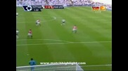 12.09.09 Тотнъм 1:0 Манчестър Юнайтед Дефое Гол