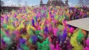 2013 Фестивалът на цветовете. Уникална красота