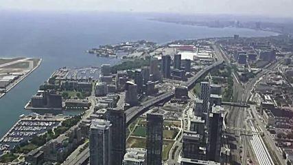 Качихме се на кулата в Торонто 550 м. - 1 част