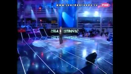 Milan Mitrovic - Ja baraba sve joj dzaba (Zvezde Granda 2010_2011 - Emisija 3 - 16.10.2010)