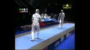 Sabre Team Finals - Bout 5