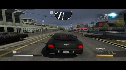 Driver San Francisco Bentley My Gameplay 1