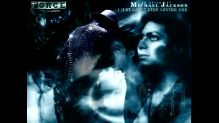Michael Jackson - I Just Can`t Stop Loving You Karaoke