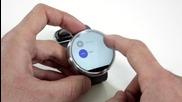 Видео ревю на смарт часовника - Motorola Moto 360 - news.smartphone.bg