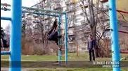 Street Fitness in bulgaria