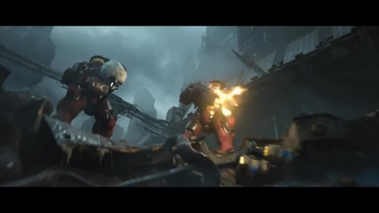 Starcraft 2 Heart of the Swarm Opening Cinematic