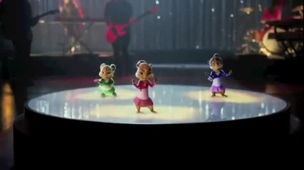 The Chipettes Single Ladies Official Music Video