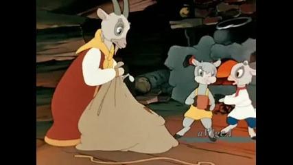 Вълкът от приказките - Детска песничка