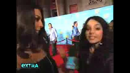 Zanessa At Hsm2 Dvd Release Party