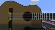 Minecraft Playable Guitar