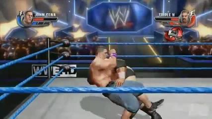 Wwe All Stars - Triple H vs John Cena