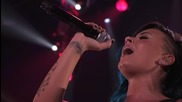 +превод! Demi Lovato - Give Your Heart A Break ( Vevo Certified Superfanfest )