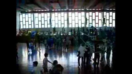 Волейбол 8 - 10 клас - финал училищно първенство 2009 8