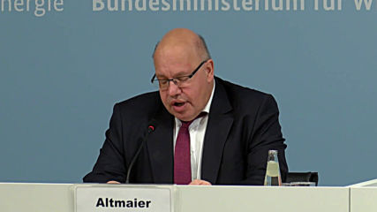Germany: Altmaier welcomes 'silver lining' as economy avoids recession