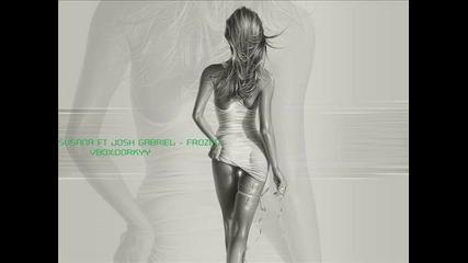 Susana feat Josh Gabriel - Frozen