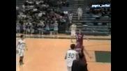 Смешни Инциденти В Баскетбола