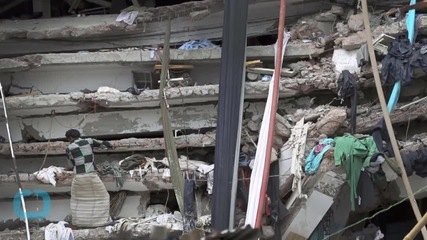 Bangladesh Files Murder Charges in 2013 Building Collapse