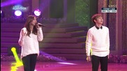 Yoseob (beast) & G. Na & Gayoon (4minute) & Changsub (btob) - Be Alright