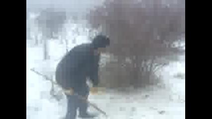 Роми Берат Шипки Посред Зима