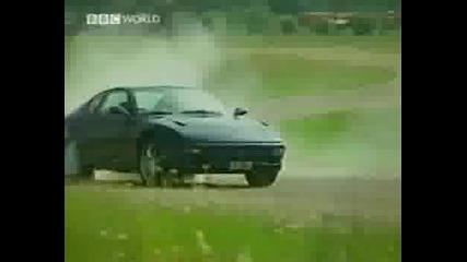 Как се гръмва мотор на Ферари?